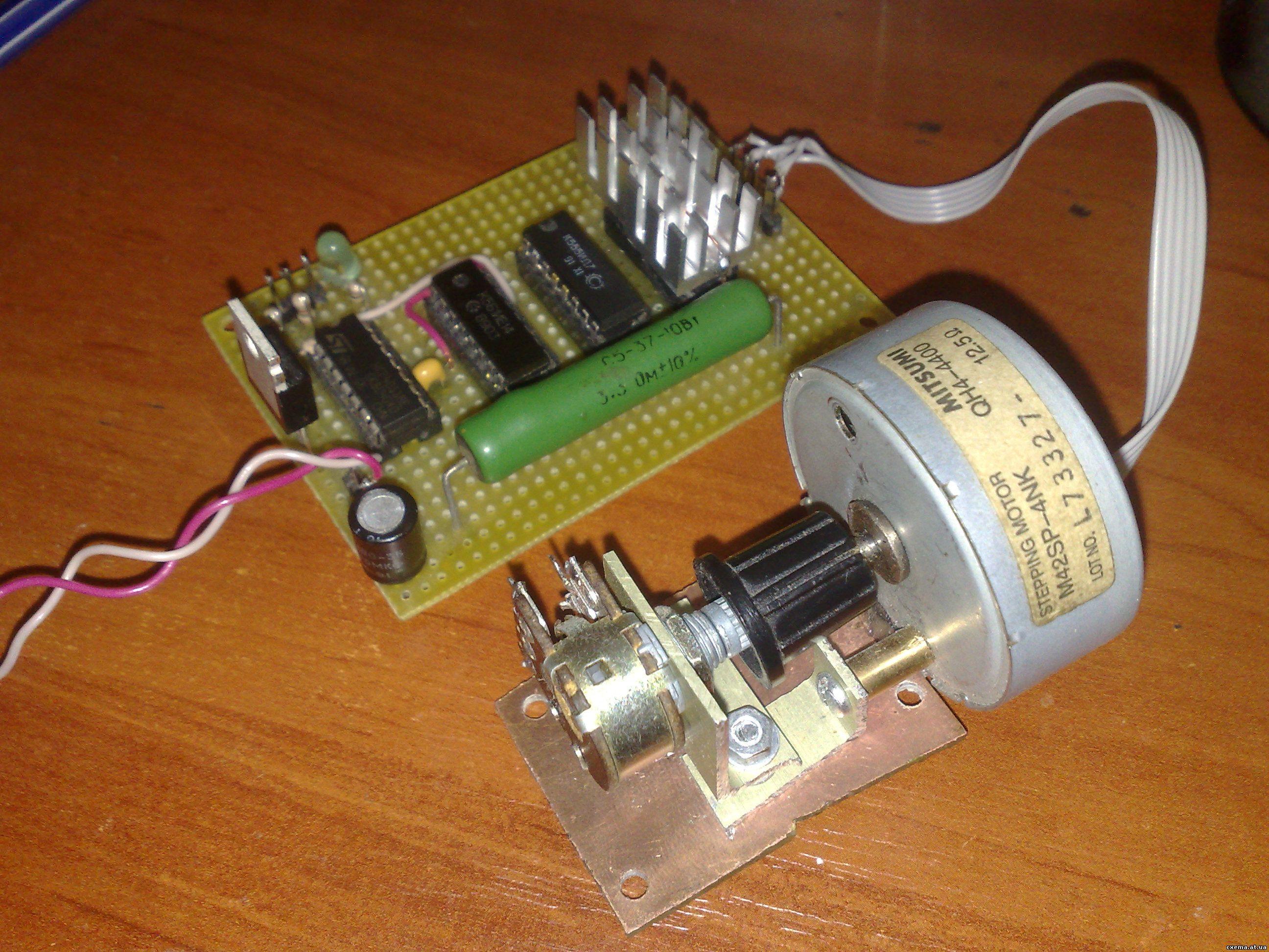 Принципиальная электрическая схема иж ю5