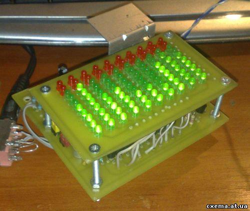 Данный анализатор спектра
