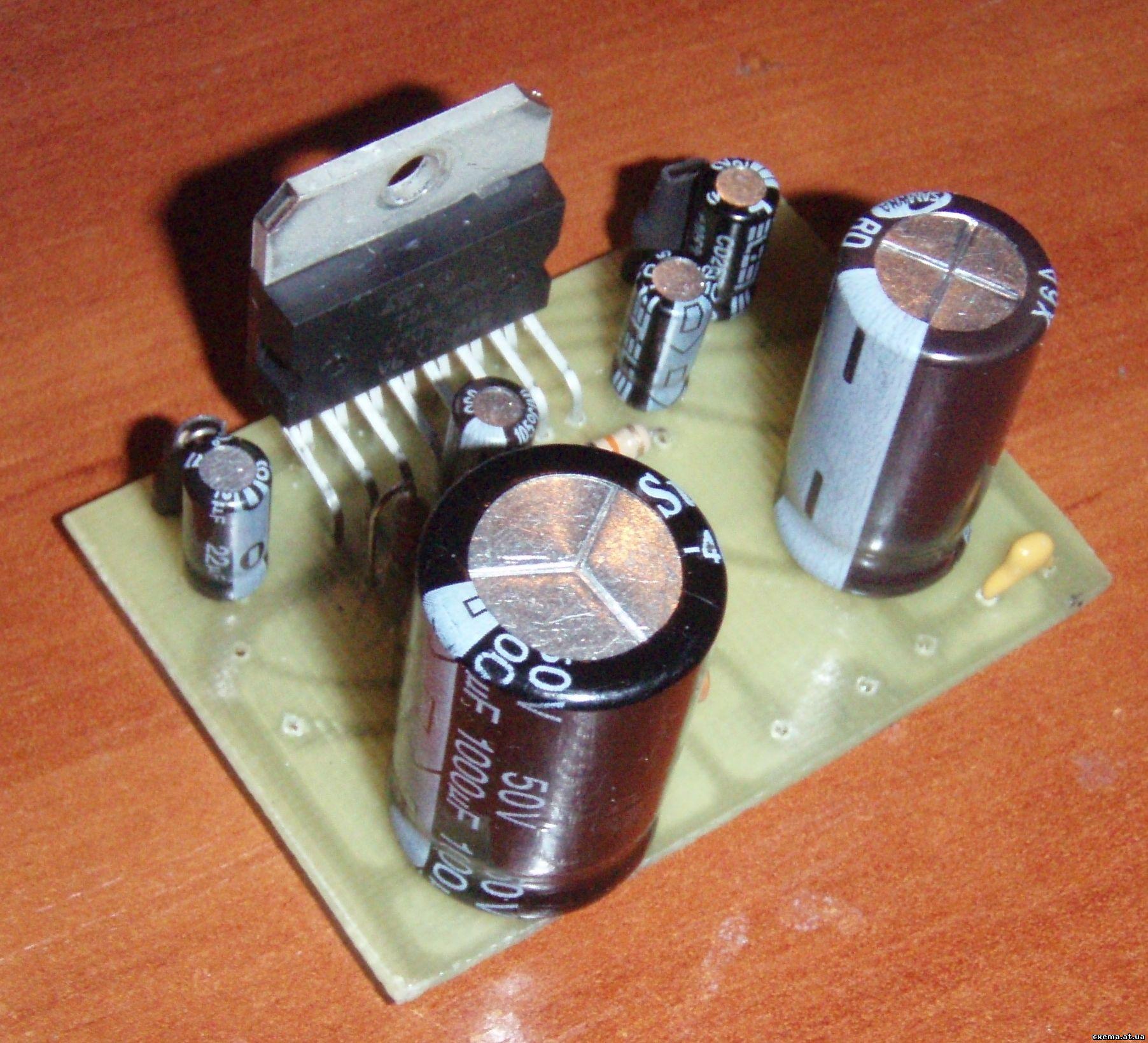 Усилитель на TDA7294 +100% рабочая печатная плата! и TDA7293 Hi-Fi усилитель на. усилитель на TDA7294 /b.