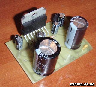 soundmax принципиальные схемы