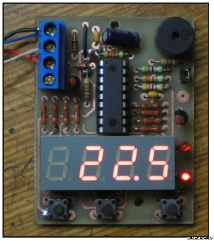 термометра TC−01 с